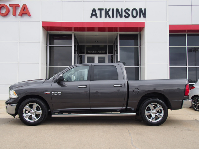 2014 Maximum Steel Metallic Clear Coat Ram 1500 Trucks