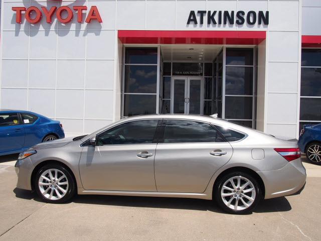 Atkinson Toyota Bryan Tx >> 2013 Champagne Mica Toyota Avalon - The Eagle: Sedan