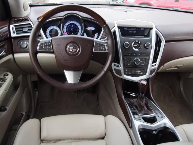 2010 White Cadillac Srx Suvs Theeagle Com