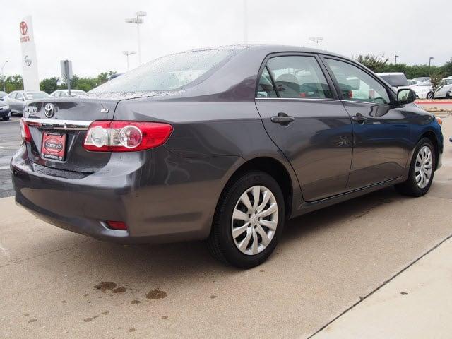 Car Vin Check >> 2013 Magnetic Gray Metallic Toyota Corolla | Sedans | theeagle.com