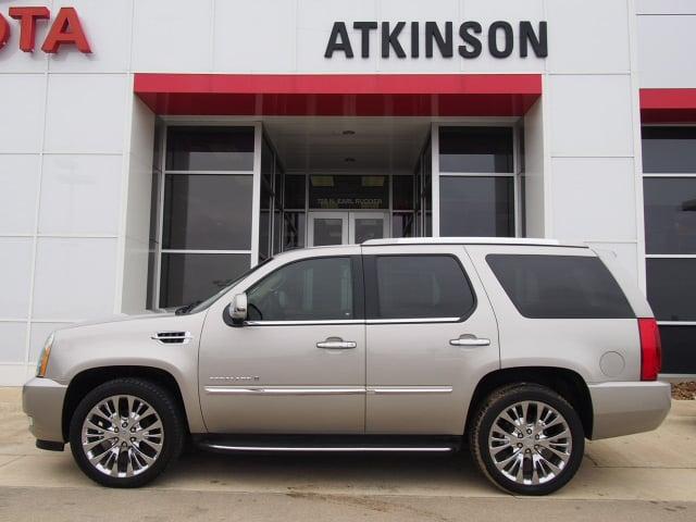 Atkinson Toyota Bryan Tx >> 2009 Gold Mist Cadillac Escalade - The Eagle: Suv