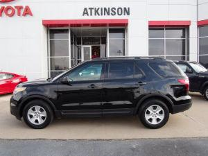 Black Ford Explorer >> 2012 Black Ford Explorer