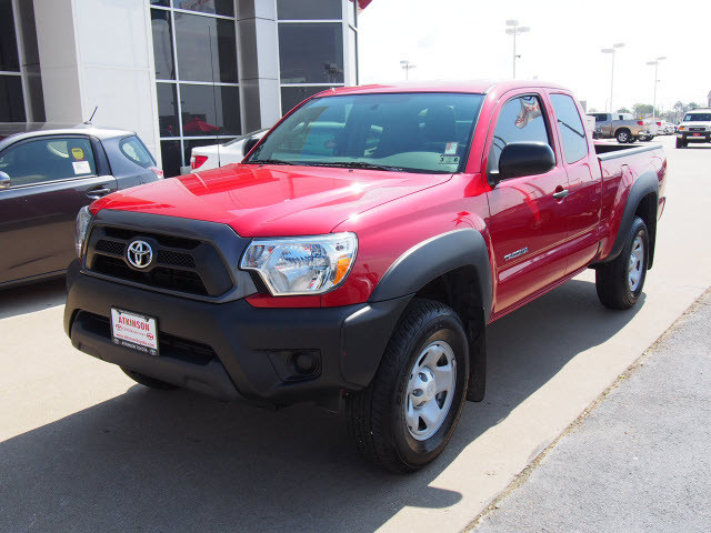 Toyota Cedar Rapids >> 2014 Barcelona Red Metallic Toyota Tacoma - The Eagle: Truck