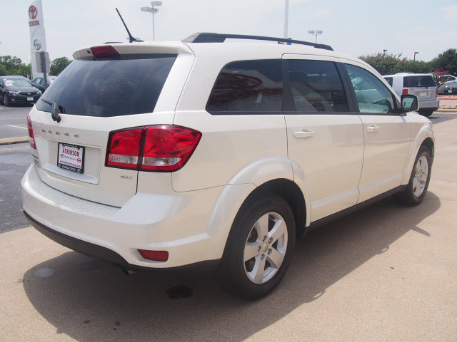 Atkinson Toyota Bryan >> 2012 Pearl White Tri-Coat Dodge Journey - The Eagle: Suv