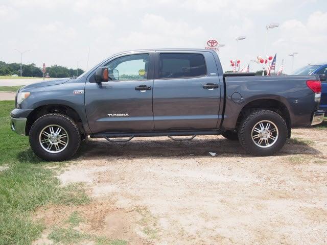 2008 Blue Streak Metallic Toyota Tundra Trucks Theeagle Com