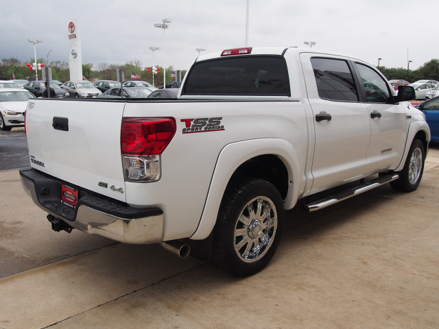 2012 Super White Toyota Tundra The Eagle Truck