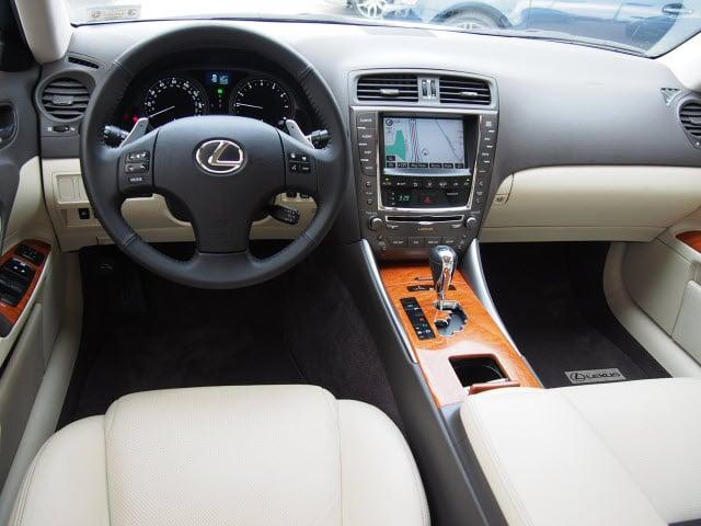 lexus 250 is 2009