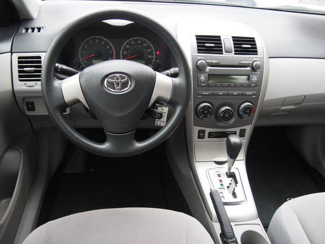 2011 Classic Silver Metallic Toyota Corolla  Sedans  theeaglecom