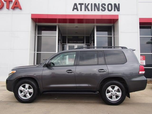 Atkinson Toyota Bryan Tx >> 2008 Magnetic Grey Metallic Toyota Land Cruiser - The ...