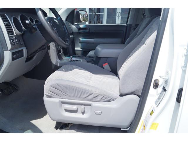 2011 Super White Toyota Tundra Cars Theeagle Com