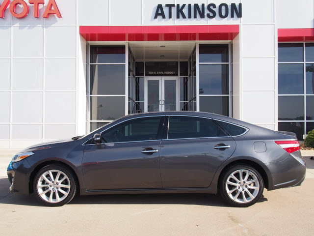 Atkinson Toyota Bryan >> 2013 Magnetic Gray Metallic Toyota Avalon - The Eagle: Sedan