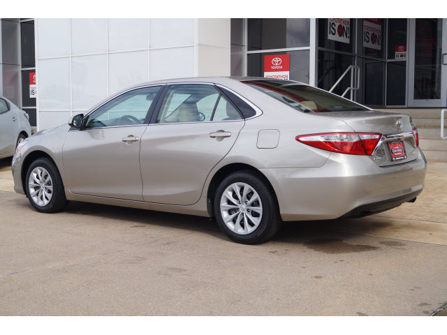 Atkinson Toyota Bryan Tx >> 2015 Creme Brulee Mica Toyota Camry - The Eagle: Car