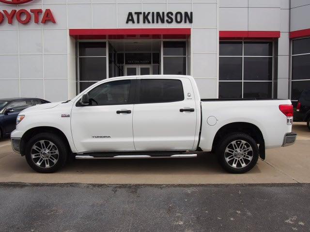 2012 Super White Toyota Tundra Trucks Theeagle Com
