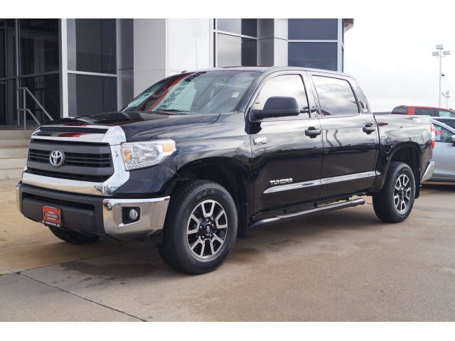Atkinson Toyota Bryan >> 2014 Black Toyota Tundra - The Eagle: Car