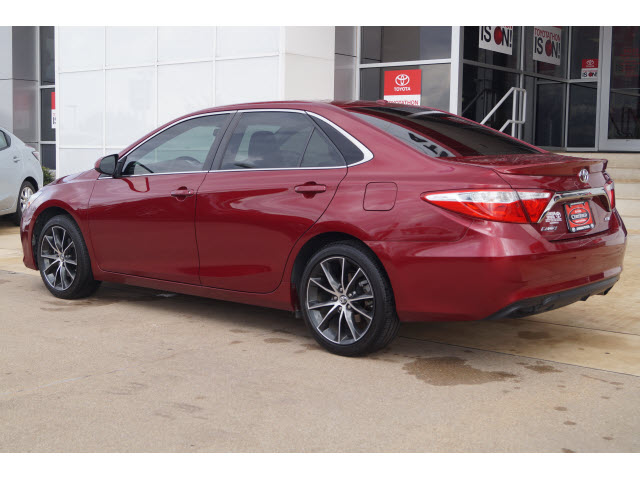 Atkinson Toyota Bryan >> 2015 Ruby Flare Pearl Toyota Camry - The Eagle: Car