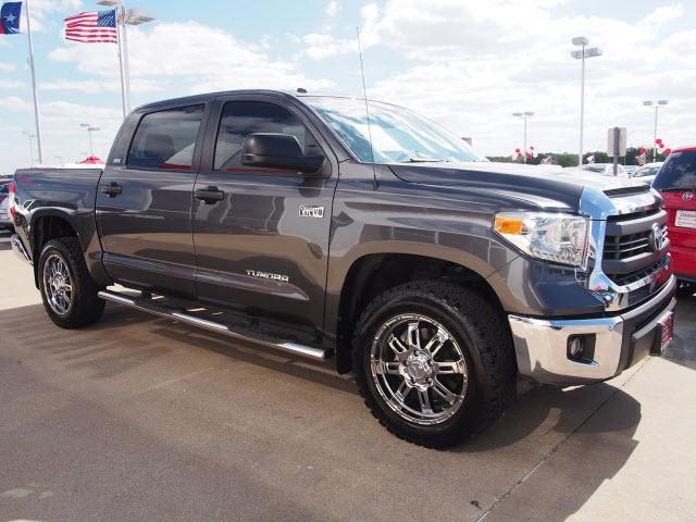 Atkinson Toyota Bryan Tx >> 2014 Magnetic Gray Metallic Toyota Tundra - The Eagle: Truck