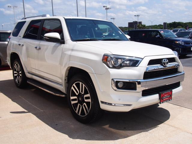 2014 Blizzard Pearl Toyota 4runner Suvs Theeagle Com