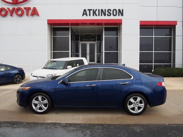 Atkinson Toyota Bryan Tx >> 2009 Vortex Blue Pearl Acura TSX - The Eagle: Sedan