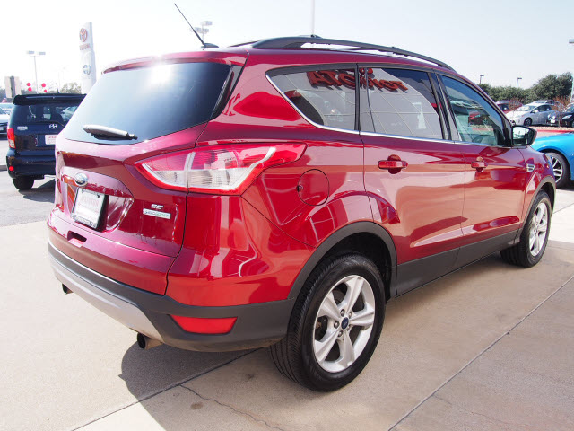 Atkinson Toyota Bryan Tx >> 2013 Ruby Red Metallic Tinted Clear Coat Ford Escape - The ...