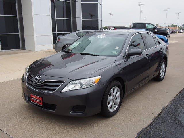 Atkinson Toyota Bryan >> 2011 Magnetic Gray Metallic Toyota Camry - The Eagle: Sedan