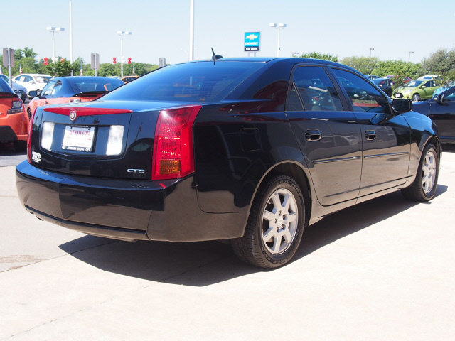 2007 Black Raven Cadillac Cts Sedans Theeagle Com