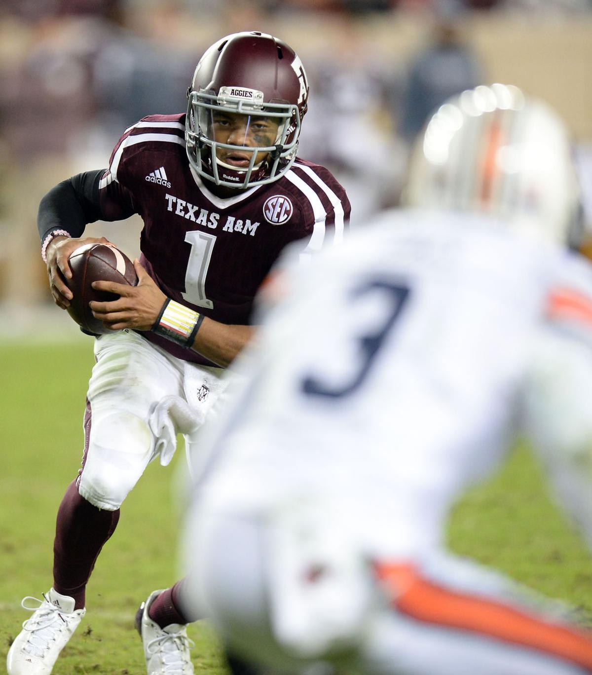 Auburn vs. Texas A&M NCAA College Football