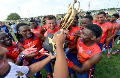 Navasota Wins Division Ii Title At State 7 On 7 Football Tournament
