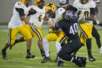 Cougars take down Marshall