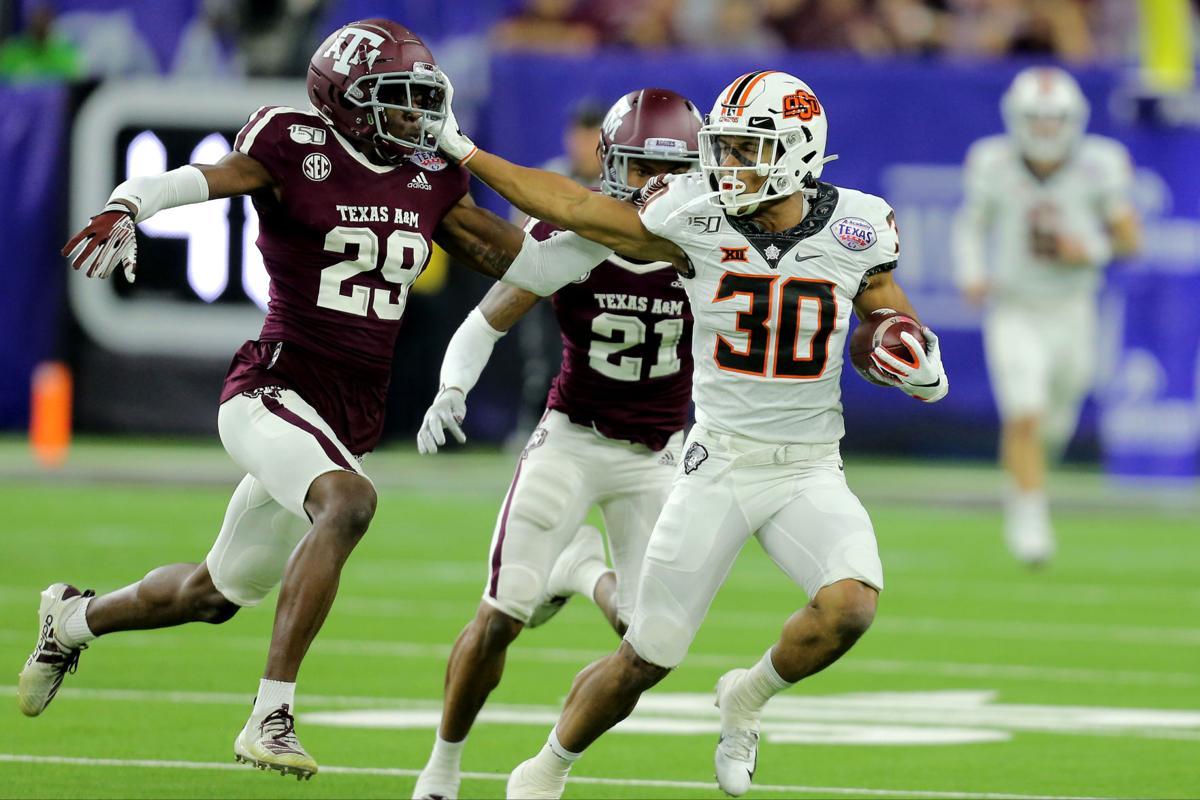 2019 Texas Bowl: OK State vs Texas A&M