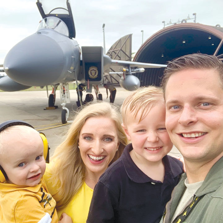 Air Force Graduation 2020.Texas A M Graduate Selected For Air Force S 2020