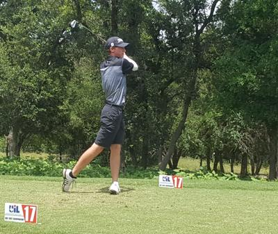 college station golfer