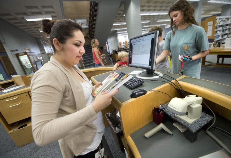 B-CS libraries increasing use of eBooks