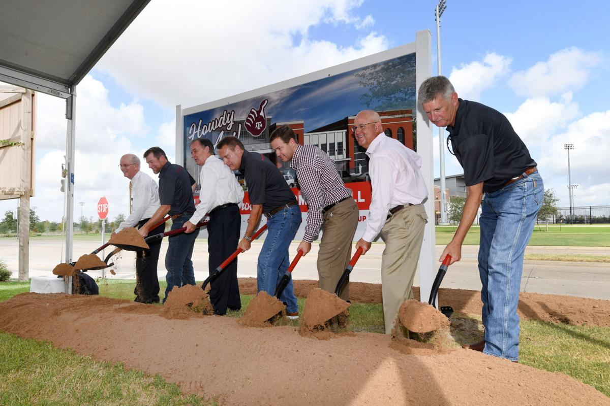 Brookshire Brothers groundbreaking