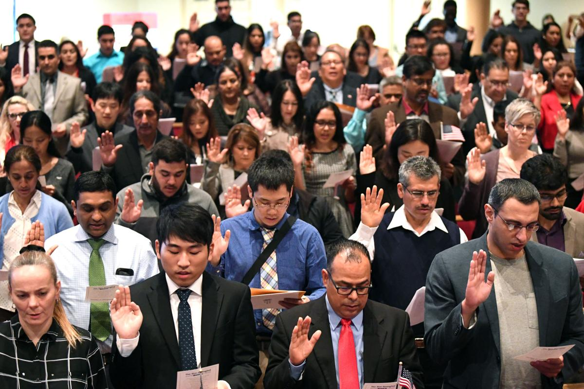 Brazos County Naturalization Ceremony Dec  20, 2018 | News