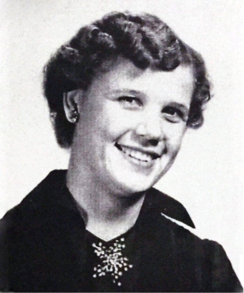 Homeyer, Ruth Elaine                      (Boehm)