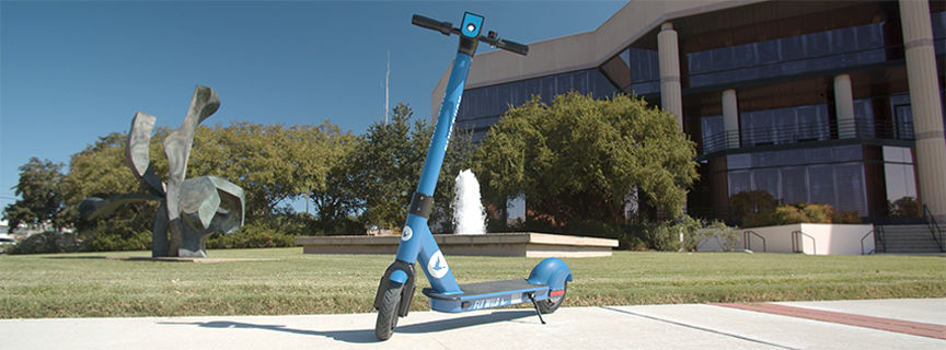 Bryan to debut Blue Duck Scooters on Thursday
