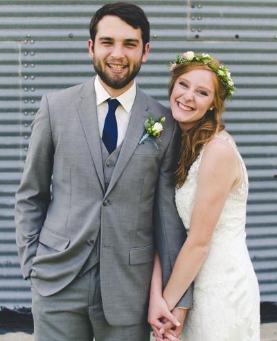 BLOMSTEDT-SHAVER WEDDING