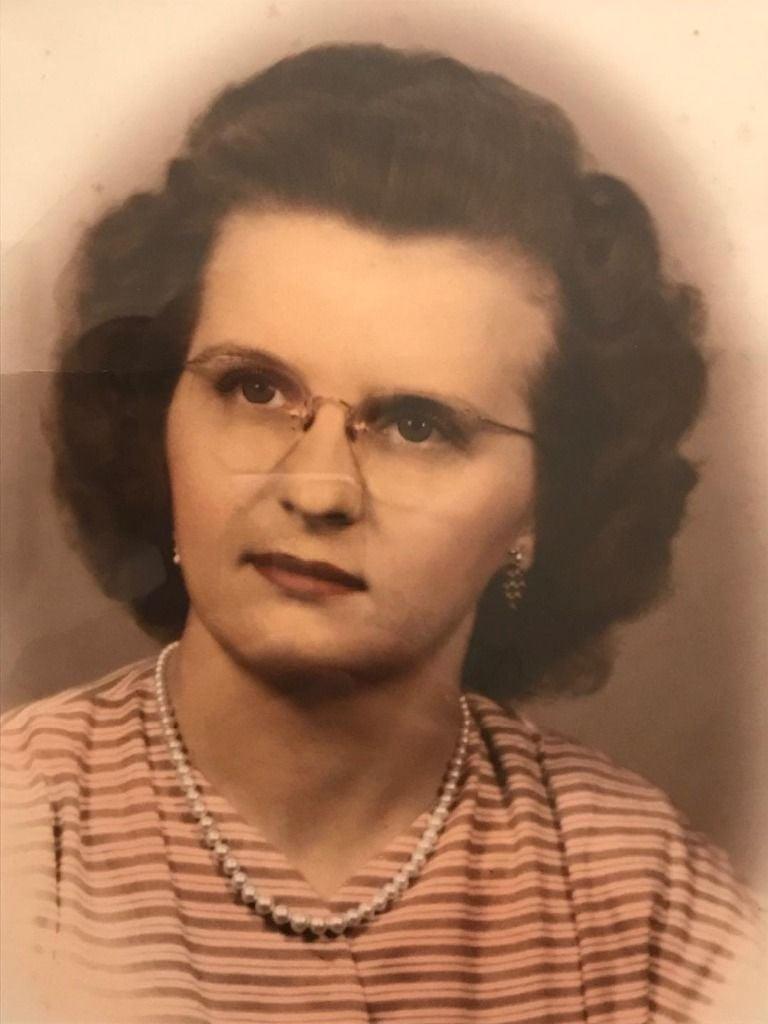 McNair, Annie Mae