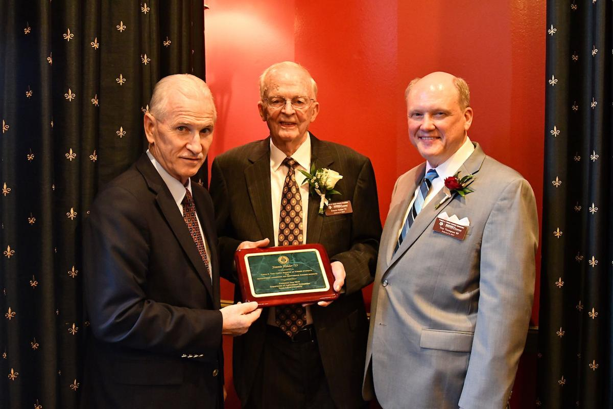 Three Texas A&M graduates inducted into Tyrus R. Timm Honor Registry