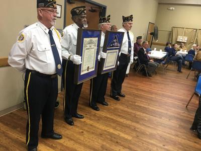 American Legion anniversary