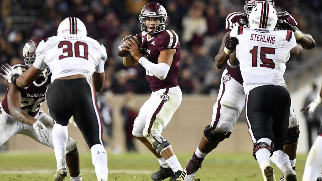 Aggies back in Top 25 polls after convincing win