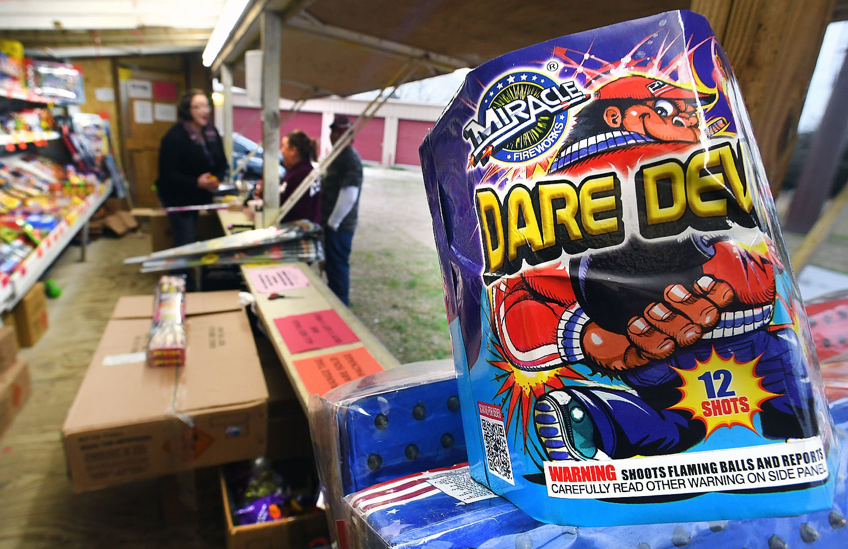 As firework stands stock up on sparklers and bottle rockets officials offer tips to celebrating the New Year safely & As firework stands stock up on sparklers and bottle rockets ...