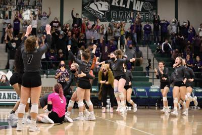 college station volleyball