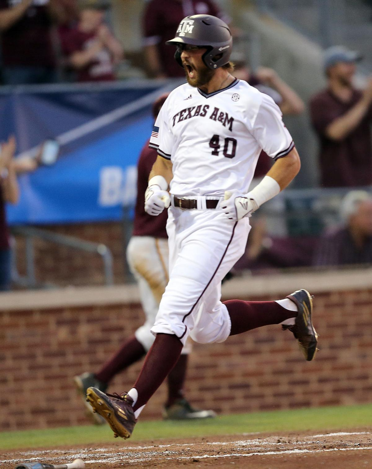 jonathan moroney making most of his last chance with aggies