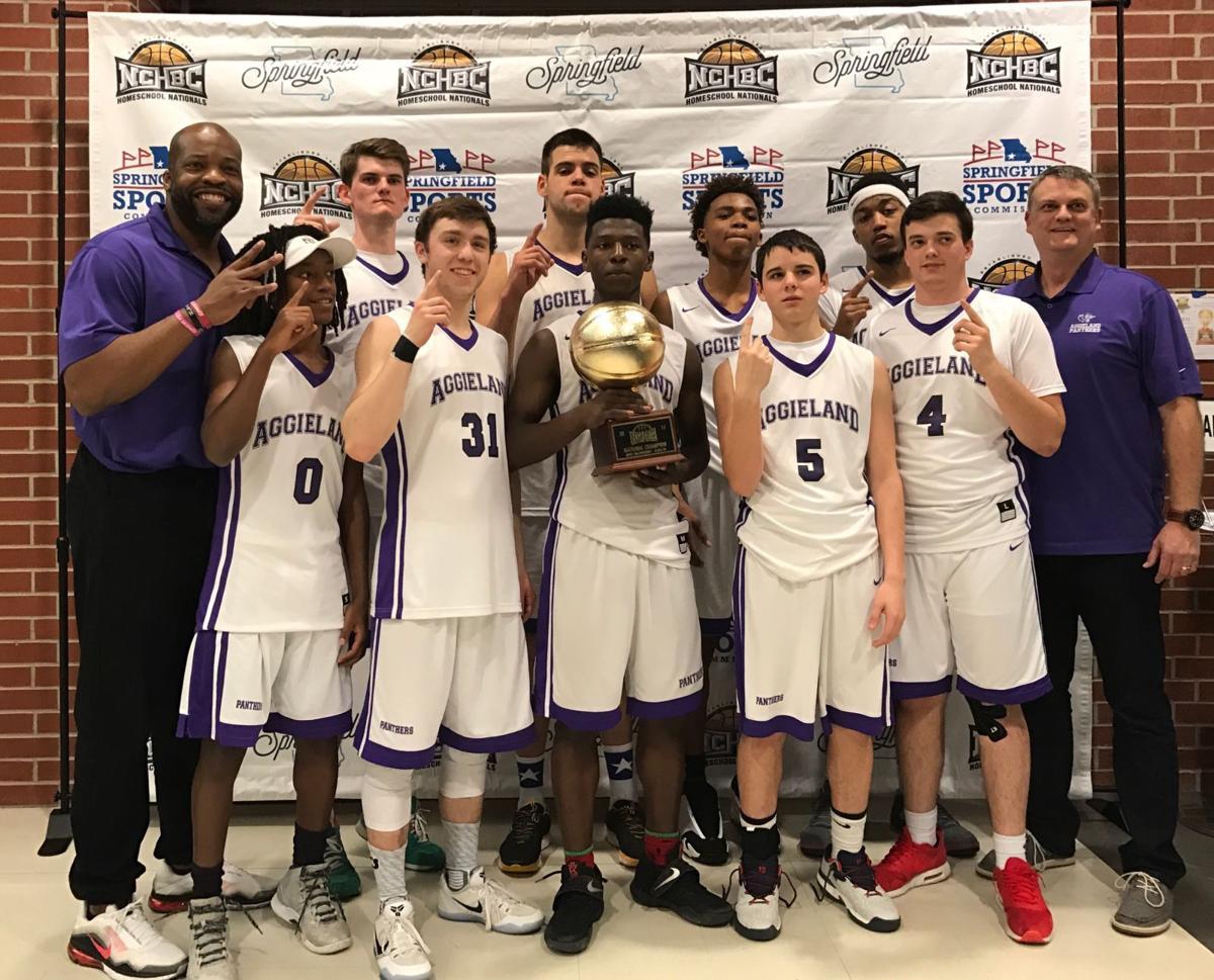 Aggieland Boys Basketball Team Wins National Event