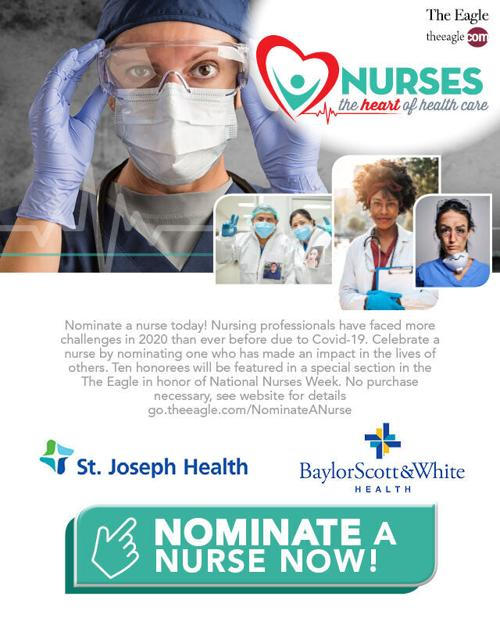 Nominations open for Nurses Week honor