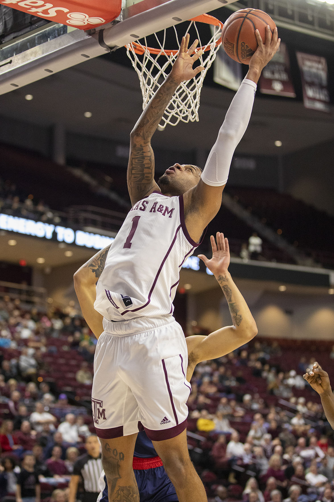 Texas A&M men's basketball vs Ole Miss