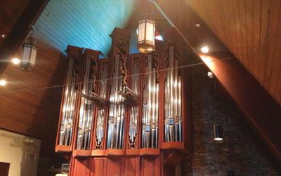 St. Thomas Episcopal Church to debut new organ in December