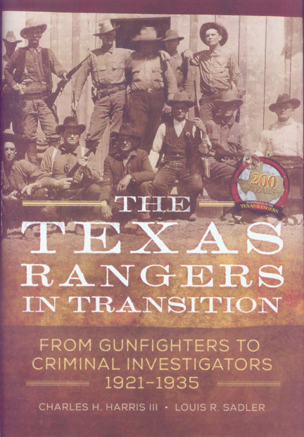 TEXAS READS: 'The Texas Rangers in Transition'