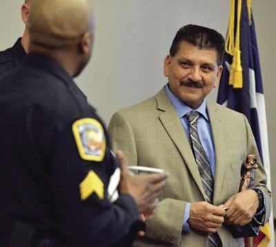 Longtime Bryan PD officer George Aguilar dies